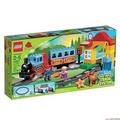 限宅配【積木樂園】樂高 LEGO 10507 duplo 得寶系列  我的第一套火車套裝