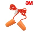 10 pairs of 3M Corded Earplugs (Packed Individually) Ear Plugs Noise Reduction Ear Protection up to 29dB