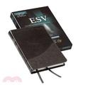 Holy Bible ― English Standard Version, Black Imitation, Pitt Minion Reference Bible