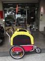 [多樂RV] Maxxus自行車寵物拖車,附前輪-免運費