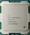 【含稅】Intel Xeon E5-2687W V4 2.9G Turbo 3.2G 12核24線 ES不顯CPU