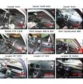 BSM|專用仿麂皮避光墊|Subaru Impreza Forester Legacy Outback XV WRX