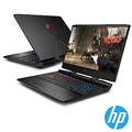 HP OMEN 15吋電競筆電-黑(i7-8750H/GTX1070/256GB+1TB