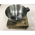 [老王五金] 廚之坊Linox 正316不銹鋼天堂鳥學生附耳湯碗(厚) 口徑105mm 口杯  學生碗 杯碗 小碗