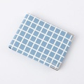 【生活工場】好時光藍白格紋3x5相本40入