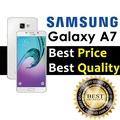 Used original Samsung Galaxy A7 Smartphone