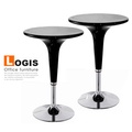 【LOGIS】瑪蘇娜吧台桌/高腳桌/升降桌 設計師 2入組(三色)
