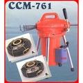 台灣製造 CCM-761 川方牌電動通管機~台灣製優良產品~附兩組通管套件
