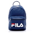 FILA皮革後背包 斐樂 FILA小型雙肩背包2018流行款 保證正品