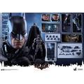 HOT TOYS VGM26 蝙蝠俠:阿卡漢騎士 蝙蝠俠 BATMAN