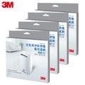 【買三送一】3M 淨呼吸空氣清淨除濕機HAF超微米濾網 RDH-Z80F