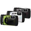OLYMPUS TG-870 防水相機(公司貨)-加送64G卡+專用鋰電池x2+專用座充+清潔組+小腳架+保護貼+飄浮手腕帶+原廠硬殼包
