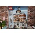 [樂GO] LEGO 樂高 10224 街景系列 城鎮大廳