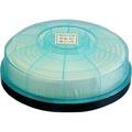 供防塵口罩使用的阿爾法環過濾器LAS-12(1122R用)(2個/1組) trans-style