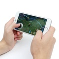 Ultra Thin Mobile Phone Touch Game Screen Joystick for iPhone 8 Plus Samsung S8