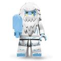 LEGO Minifigures Series  11樂高 第11代 第11季 71000 #8雪怪