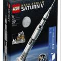 全新無盒 樂高積木 Lego 21309 阿波羅計畫 農神5號IDEAS系列 NASA火箭Apollo Saturn V