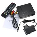 K2 DVB-T/T2 TV Receiver 3D Digital Video Terrestrial MPEG4 PVR HD 1080P Set Top Box TV Box