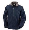 美國百分百【全新真品】Columbia 哥倫比亞 男 深藍 外套 立領 夾克 刷毛 抗寒 保暖 免運 S號