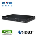4K UHD+ 4 進 6 出 HDMI/HDBaseT 矩陣 (內建獨立聲音矩陣) (CPLUS-442CVAL)