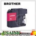 USAINK☆Brother LC535XL  紅色相容墨水匣  適用: DCP-J100 DCP-J105 MFC-J200 /LC539XL/LC535/LC539