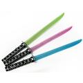 LED 3色 聲光 忍者刀 (音效/附電池) 武士刀 玩具刀 塑膠刀 玩具劍 塑膠劍