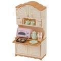 森林家族 森林家庭 烤麵包機櫥櫃 廚具組 配件 6/24