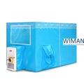 มุ้งแอร์ ขนาด 6 ฟุต รูแอร์ใหญ่+ใหญ่ สำหรับแอร์เคลื่อนที่ 6000-12000 บีทียู portable air conditioner cooling tent air
