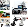 360 Rotating Universal Car Mount Stand Holder For Mobile Phone