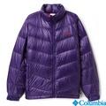 Columbia哥倫比亞-羽絨防潑外套-紫色