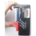 指針型通用型電池測試器電量測試檢測器電量顯示電壓數字式各種電池水銀方型電池都可檢測