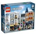 《傑克玩樂高》LEGO 樂高積木 10255 創意 creator 集會廣場 街景