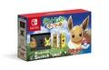 Nintendo Switch Pokemon Bundle Eevee