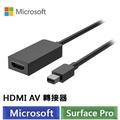 Microsoft微軟 Surface Pro HDMI AV 轉接器