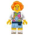 【LEGO 大補帖】勞倫 Lauren【70615/njo350】(MG-24)
