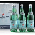 【S.Pellegrino 聖沛黎洛】天然氣泡礦泉水(1000ml*12入/箱)