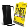 hoda【Samsung Galaxy A8 Plus / A8+ (2018)】2.5D高透光滿版9H鋼化玻璃保護貼