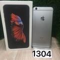 【承靜數位】二手機 APPLE IPHONE 6S PLUS I6S+ 64G 灰 空機價可中古手機交換高雄1304