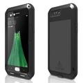 Best Sellers LOVE MEI Metal Case Shockproof Gorilla Glass For OPPO R11 Plus R11S R9 R15