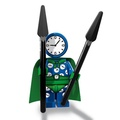 LEGO 樂高 71020 蝙蝠俠人偶 二代 時鐘人 鐘王