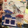 下標前先問有貨嗎?挖寶王二手飛機場套裝玩具