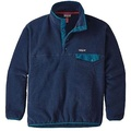 Patagonia Ms Synch Snap Pullover Navy Blue Mens L