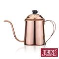細口壺  JUNIOR  玫瑰金 細口壺 可直接裝插溫度計 450ml