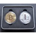 bitcoin比特幣紀念幣  免費挖礦教學 免電費 免礦機 簡單挖礦  輕鬆生活