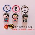 現貨💕 女超人 超人 蝙蝠俠 女超人吊飾 超人吊飾 蝙蝠俠吊飾 客製公仔吊飾 傳說對決 情侶吊飾