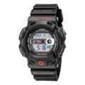 Casio G-Shock G-9100-1D Gulfman Tide and Moon Black Resin Strap Men's Watch