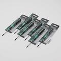 【300301040002】Pro'sKit 寶工SD-081-T5H 防滑鉻鉬鋼精密起子/星孔T5H