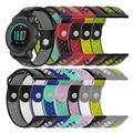 適用於 ticwatch e手錶錶帶 矽膠 錶帶Ticwatch Pro 運動錶帶 替換 腕帶 快拆 透氣