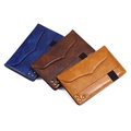 Multifunction Silk Grain Folding PU Leather Case Cover For Huawei M5 8.4 Inch Tablet