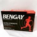 現貨新包裝 2019/12 美國 Bengay Ultra Strength Cream 4oz x1條 (2條裝拆售)